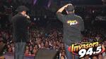 conciertos Invasora 94.5 FM