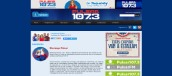 pagina web Pulsar 107.3 FM