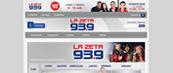 pagina web Z93 FM